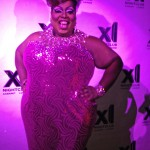 Oct 24, 2012. Latrice Royale at RuPaul's All Stars Drag Race Premiere Party. XL Nightclub. NYC. photo by Ifelicious.com