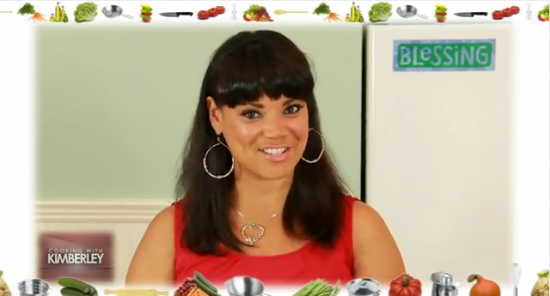 Cooking with Kimberley