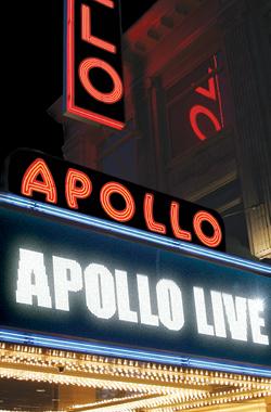 Apollo Live Lounge BET Centric Ifelicious