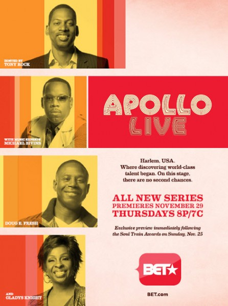 Apollo Live BET Centric