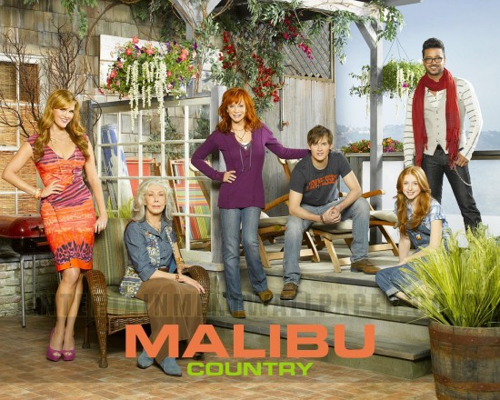 Malibu Country cast Sara Rue Lily Tomlin Reba McEntire Justin Prentice Juliette Angelo Jai Rodriguez