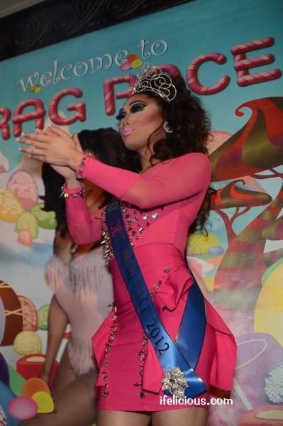 Miss Roscoe's 2012 Gia Gunn
