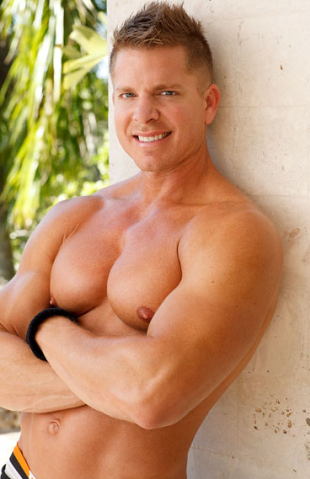Mark Long on MTV   s    Battle of the Exes     photo credit  Rene    Mark Long