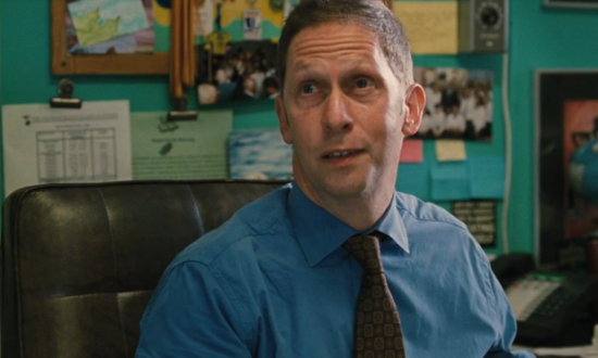 Tim Blake Nelson Yelling to the Sky Coleman