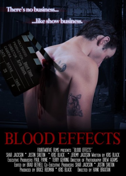 Blood Effects Kris Black Bruce Reisman