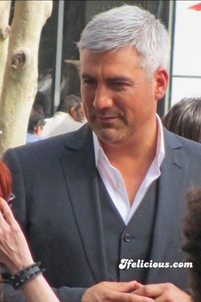 Taylor Hicks Season 5 American Idol red carpet