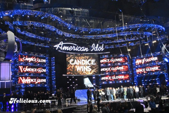 2013 American Idol finale Nokia Theater