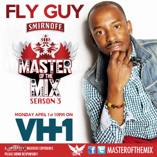 DJ Fly Guy Miami Master of the Mix VH1