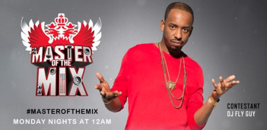 VH1 DJ Fly Guy Master of the Mix