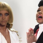 Erykah Badu Janelle Monae Q.U.E.E.N. video