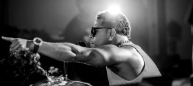 Behind the scenes photos from Bobby V's 'Back to Love' video shoot