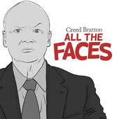 Creed Bratton The Office All the Faces