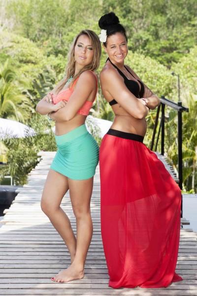 MTV The Challenge Rivals 2 Camila Nakagawa Jemmye Carroll