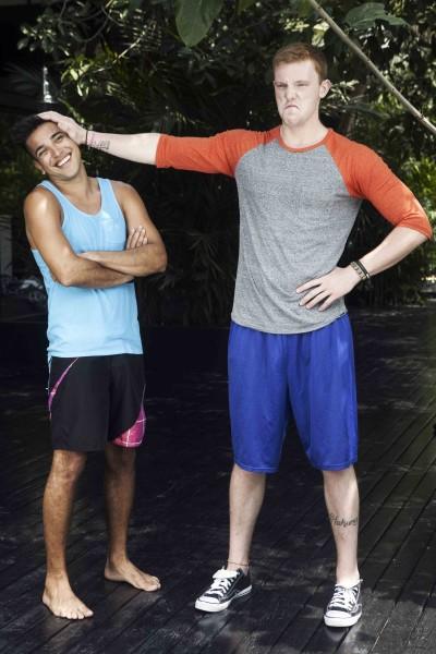 MTV The Challenge Rivals 2 Derek Chavez Robb Schreiber
