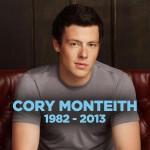 Cory Monteith Finn Glee dead RIP