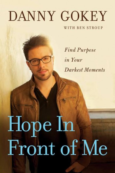 Danny Gokey book Hope in Front of Me American Idol