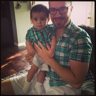 Danny Gokey son Baby Daniel Emanuel American Idol Hope in Front of Me