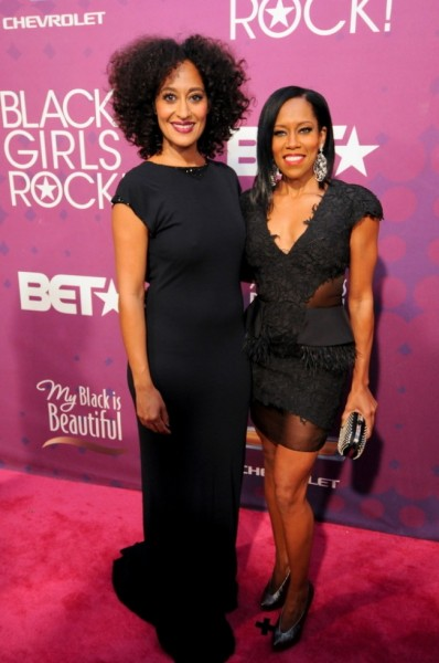 Black Girls Rock awards BET Tracee Ellis Ross Regina King