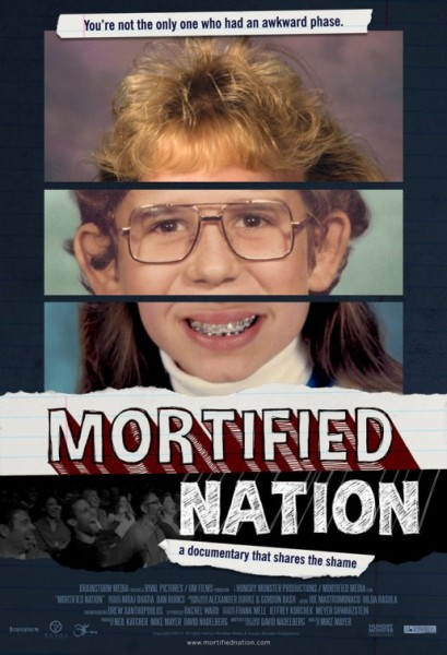 Mortified Nation documentary film adolescence Dave Nadelberg Neil Katcher