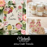 Michaels Craft Trends 2014 DIY