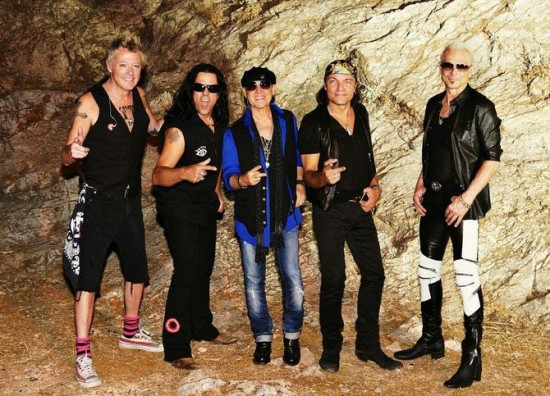Scorpions MTV Unplugged Germany rock band