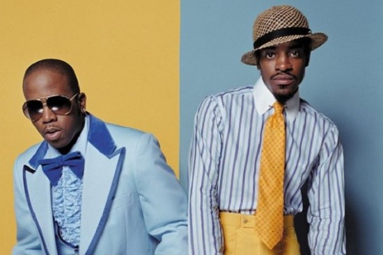 Outkast Big Boi Andre 3000 hip hop Atlanta