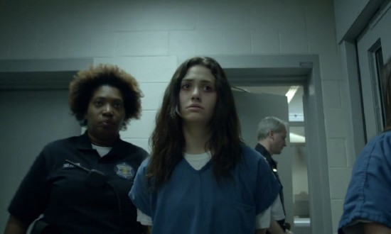 Fiona Gallagher Showtime Shameless Season 4 Episode 6 jail