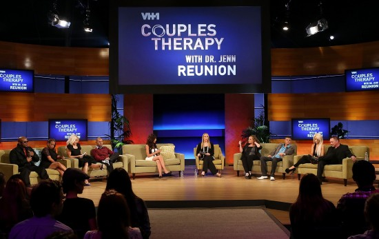 VH1 Couples Therapy Farrah Abraham Dr. Jenn Berman Courtney Stodden