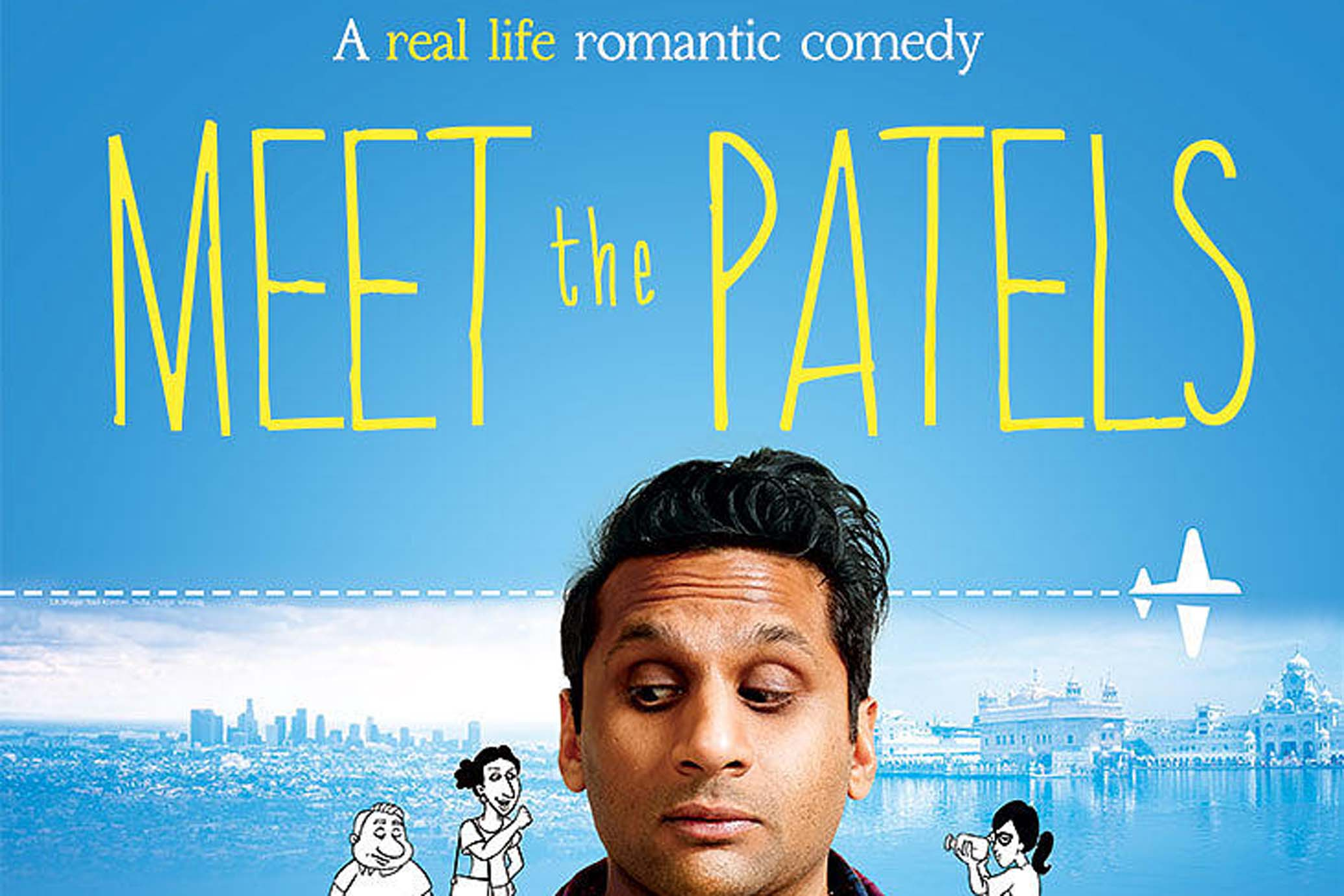 meet the patels full movie online 2015