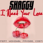 Shaggy I Need Your Love Mohombi Faydee Costi