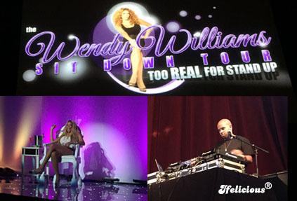 Wendy Williams tour Milwaukee
