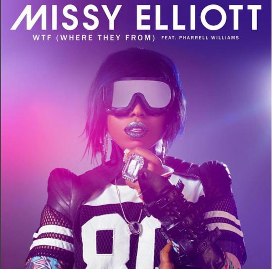Missy Elliott Where They At WTF Pharrell