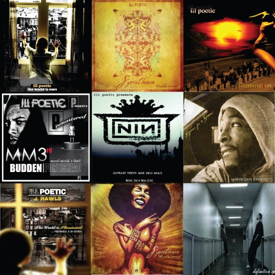 Ill Poetic discography