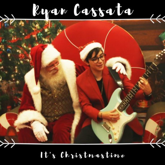 Ryan Cassata It's Christmastime